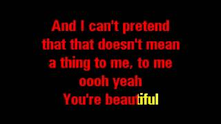 Mariah Carey & Miguel - Beautiful