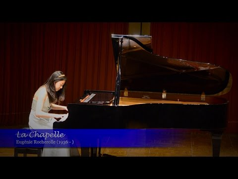 A Beautiful Piano Piece - La Chapelle by Rocherolle
