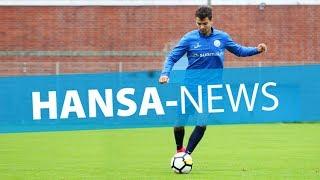 Hansa-News vor dem 2. Spieltag