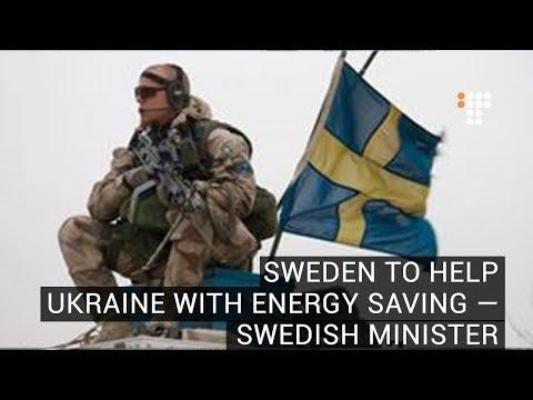 Sweden To Help Ukraine With Energy Saving — Swedish Minister