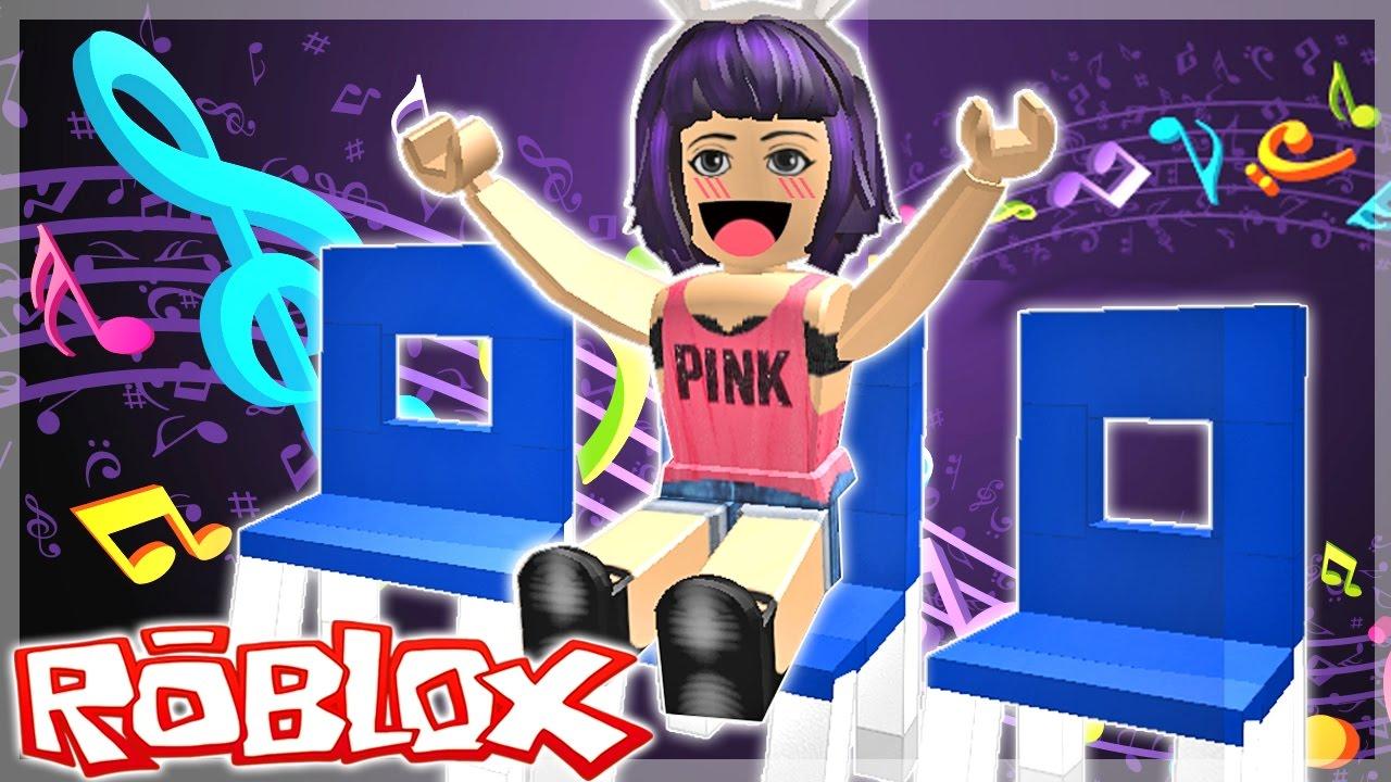 Roblox musical chairs youtube - Roblox Las Sillas Musicales Musical Chairs