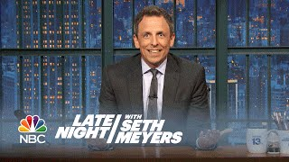 Hey! A Message to Bernie or Bust Die-Hards by : Late Night with Seth Meyers