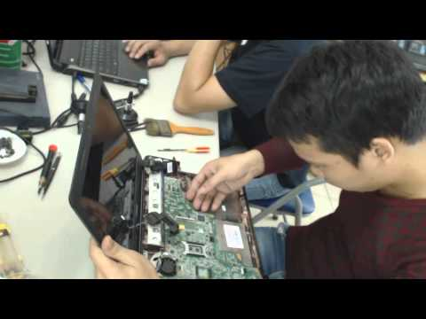 Sửa Laptop Sony VPCEB chạy nóng và cheo máy from YouTube · Duration:  15 minutes 14 seconds