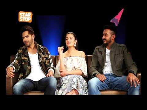 Badrinath Ki Dulhania | EXCLUSIVE INTERVIEW - Alia Bhatt, Varun Dhawan, Shashank Khaitan | Star Stop