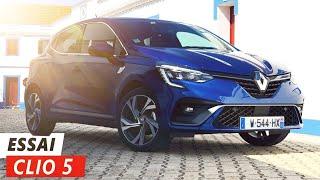 NOUVELLE RENAULT CLIO 5 🇫🇷 La rivale direct de la Peugeot 208 ?