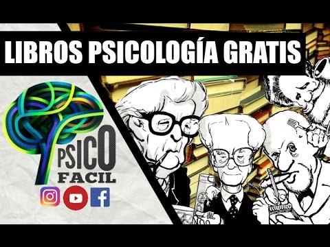 DESCARGAR GRATIS LIBROS PSICOLOGÍA MEGA 2020