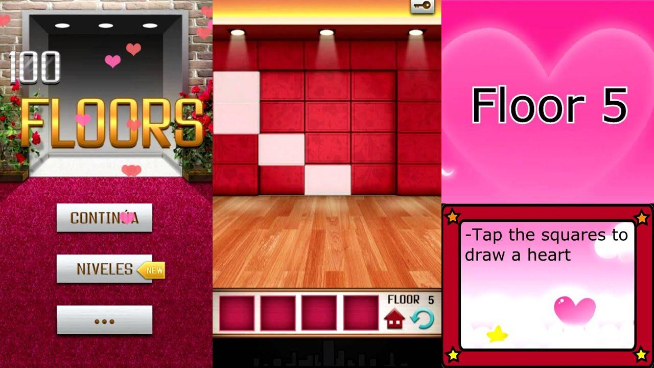 Floor 5 100 Floors Valentines Thefloors Co