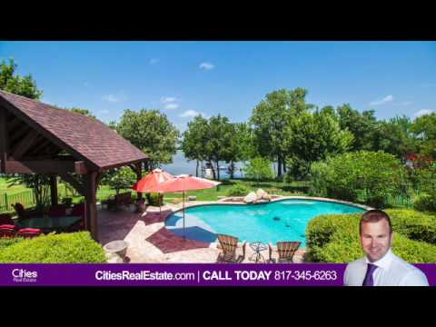 Resort on Eagle Mountain Lake Fort Worth Texas Homes For Sale
