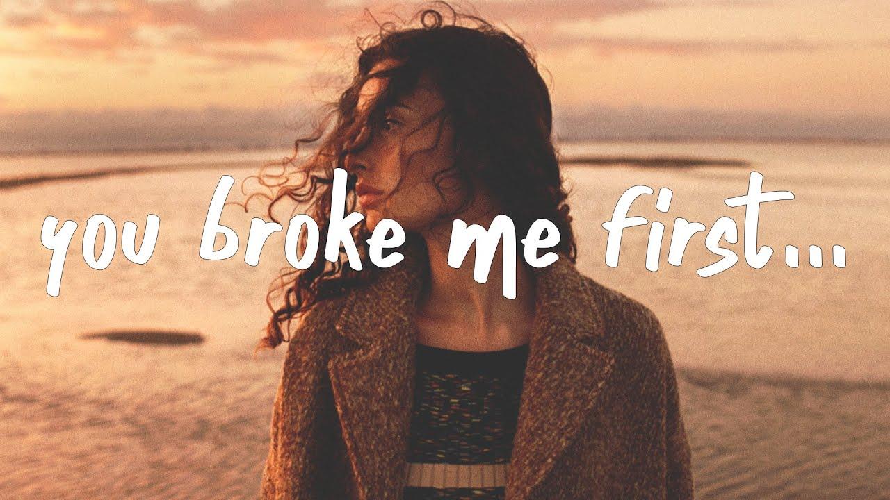 Tate McRae - you broke me first (Gryffin Remix) Lyrics