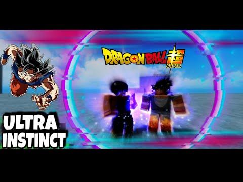 ultra-instinct-showcase-|-dragon-ball-ultimate