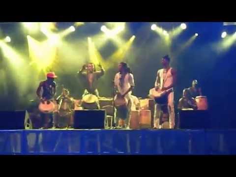 Mama Africa - Circus Helsinki 16.8.2014