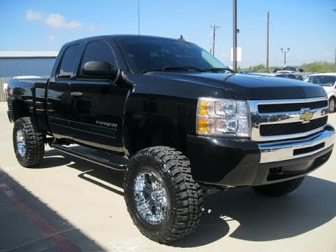 Lifted Silverado For Sale >> 2010 Chevy Silverado 1500 Z71 7 Inch Rough Country Lifted ...