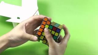 shengshou 4x4 4x4x4 from eachbyte com magic cube puzzle black fast shipping review