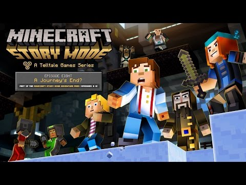 LIVE DO GUIOSS - MINECRAFT STORY MODE 8