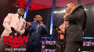 WWE Raw Full Episode, 22 February 2021