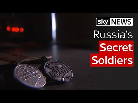 Exclusive: Russia's Secret Soldiers Fighting In Syria