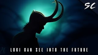 Loki had seen the Future and will return again in MCU | Hindi