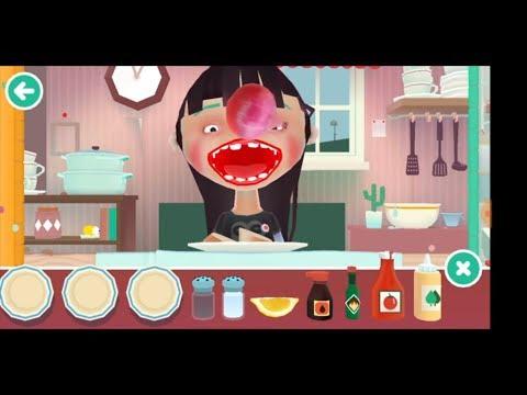 Toca kitchen sushi Toca Kitchen 2 Android Gameplay #2