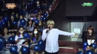 Comeback Stage 150719 Super Junior 슈퍼주니어   Alright @ 인기가요 Inkigayo