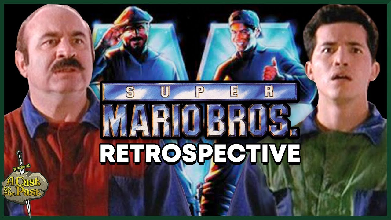 Super Mario Bros Movie Retrospective Youtube