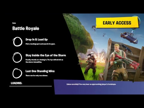 Fortnite gameplay with friends