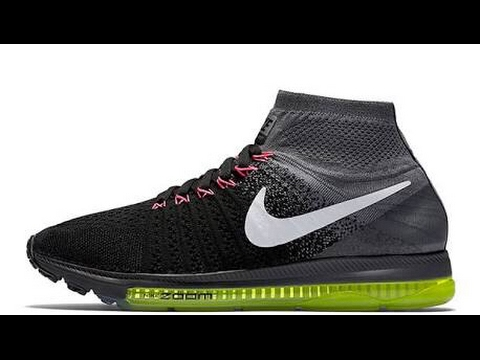 Nike Zoom All Out Flyknit First look And True Review Hd Video d903668da