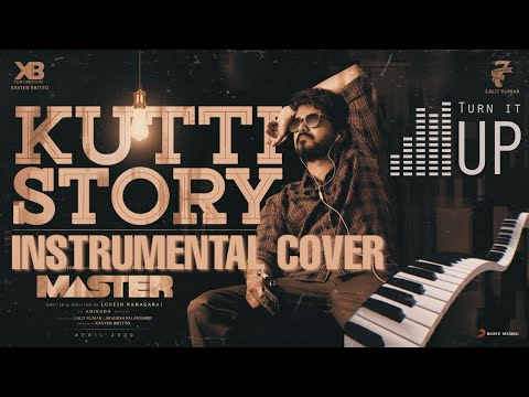 Master - Kutti Story ( Cover )   Thalapathy Vijay   Anirudh Ravichander   Lokesh Kanagaraj