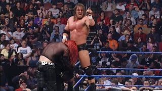 Jeff Hardy vs. Triple H: Intercontinental Championship Match - SmackDown, April 12, 2001