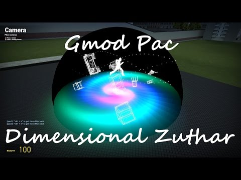 [Gmod] Pac3 Dimensional Zuthar {Download}
