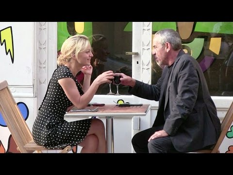 EXCLUSIVE - Thierry Ardisson And His Wife Audrey Crespo Mara In Love In  Paris - YouTube