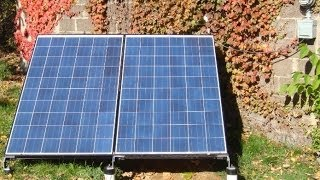 Solar Energy Savings - a year in review