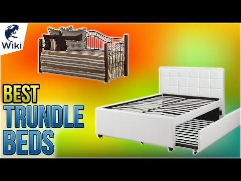 8 Best Trundle Beds 2018