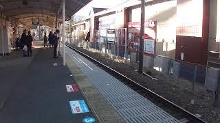 E257系500番台 快速富士山 最終日