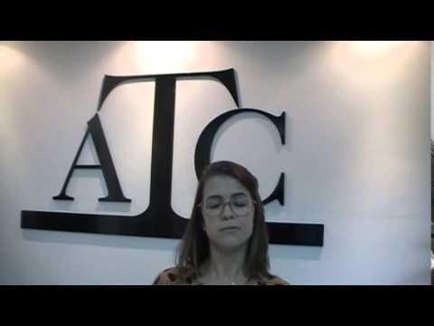 Depoimento sobre o Curso ATC Jurídicos