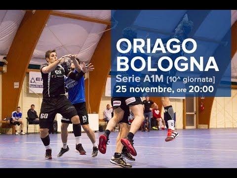 Serie A1M [10^]: ORIAGO - BOLOGNA 20-26