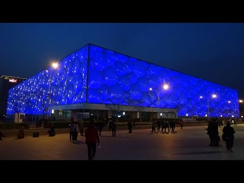 Water Cube (Beijing National Aquatics Center)