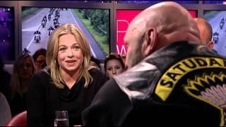 Henk Kuipers en Jeanine Hennis Plasschaert in Pauw & Witteman - 30-01-2012
