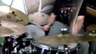 Mastodon -  The Wolf Is Loose Drum Cover