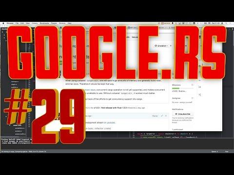 Google.rs #29 [cargo: implement registry locking]