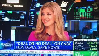 Howie Mandel discusses new Deal or No Deal on Squawk on the Street