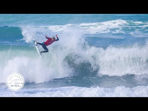 2018 SEAT Pro Netanya Highlights: Final Showdown in Pumping Surf in Israel