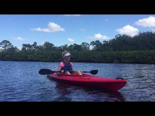 Saturdays with Amie - Kayak