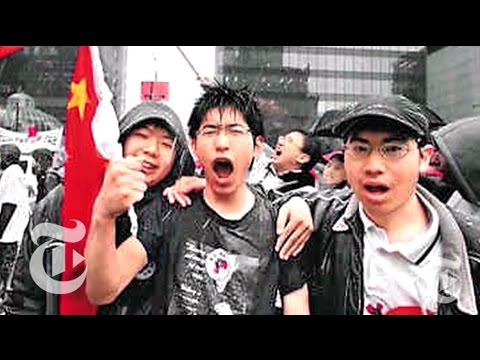 Chinese Nationalism on the Internet | The New York Times