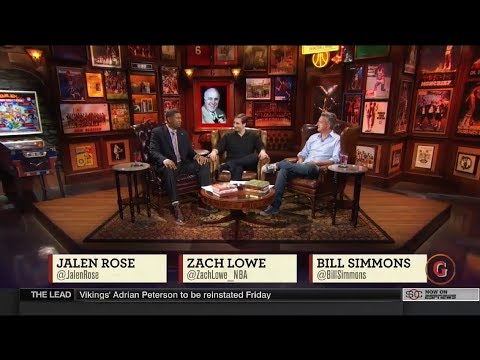Grantland Basketball Hour - 2015 NBA Playoff Preview