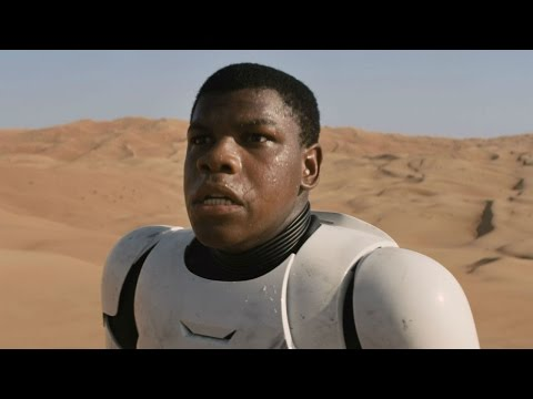 Is John Boyega Really Playing a Jedi in Star Wars: The Force Awakens?
