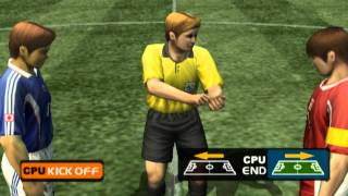 Jikkyou World Soccer 2000 Final Edition Gameplay HD 1080p PS2