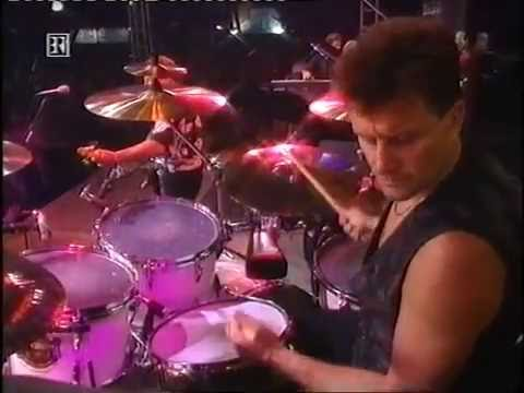 Emerson, Lake & Palmer  'Fanfare for the Common Man' @ Tollwood Festival, München Germany 1997.