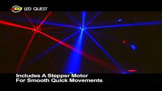 Video American DJ LED Quest download MP3, 3GP, MP4, WEBM, AVI, FLV Agustus 2018
