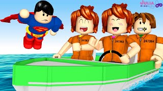 Roblox - FUGINDO DOS SUPER-HERÓIS (Mad City) thumbnail
