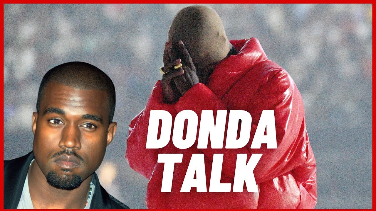 Kanye West's Donda Discussion - Without Warning Podcast